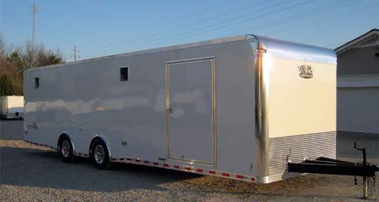 Race Trailers In Stock