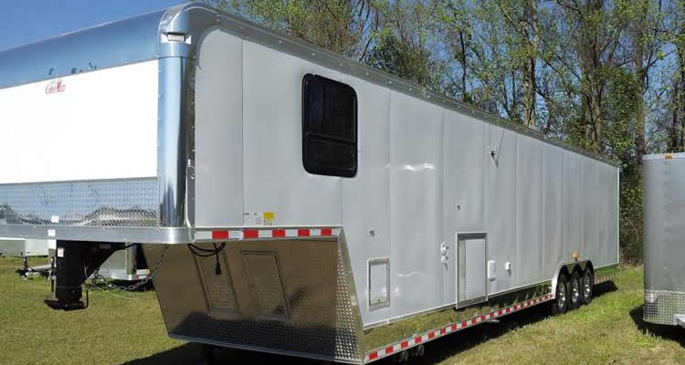Living Quarters Trailers For Sale