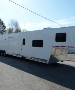 Living Quarters Trailers For Sale Lbtrailers